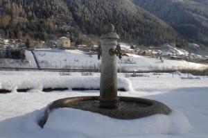 Fontana del Parco Fluviale