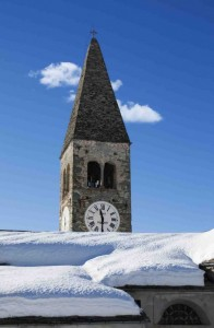 Elva, chiesa di Hans Clemer