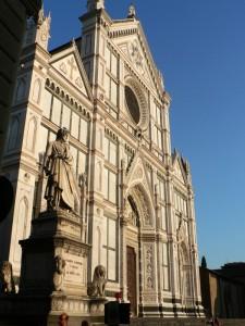 Dante e Santa Croce