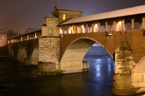 Pavia - Cappella Sul Ponte Vecchio
