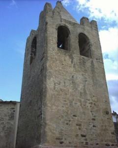 antica cattedrale di S. Pietro, campanile