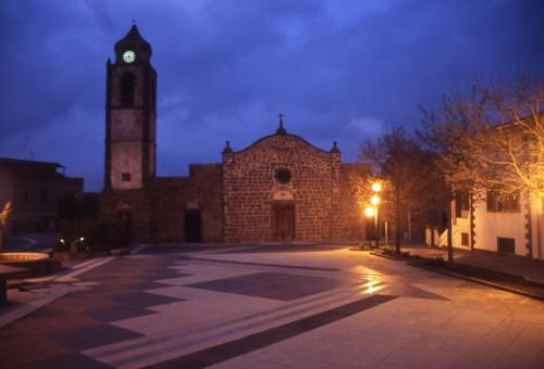 Norbello - chiesa parrocchiale Ss. Giulitta e Quirico