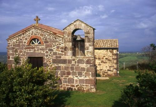 Norbello - chiesetta di San Giovanni