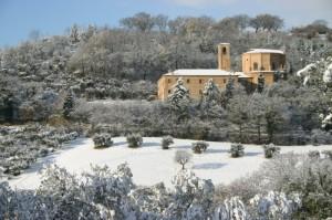 Convento di Santa Maria del Soccorso Cartoceto