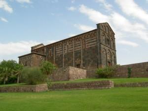 Chiesa grande a Ottana