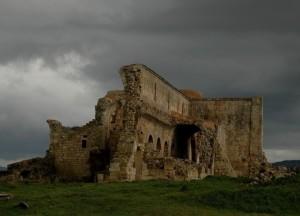 Chiesa di S.Maria di Paulis (ruderi)