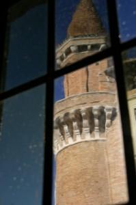 Urbino Palazzo Ducale Finestra