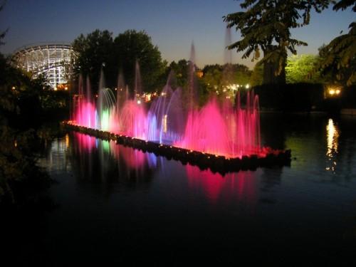 Ravenna - Luci nell'acqua