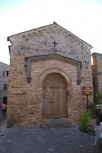 Chiesetta di San Giovanni a Torre di Palme
