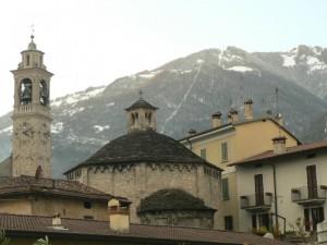 cupola del battistero&campanile di s.stefano
