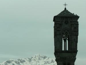 campanile di ossuccio e grigna