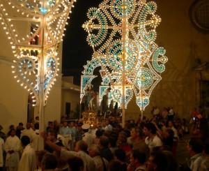 Processione di San Rocco a Torrepaduli