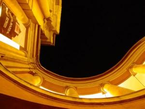 Portici del santuario di San Luca (BO) - Arco del Meloncello