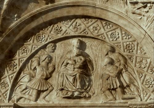 Vicovaro - Tempietto di Vicovaro (particolare)