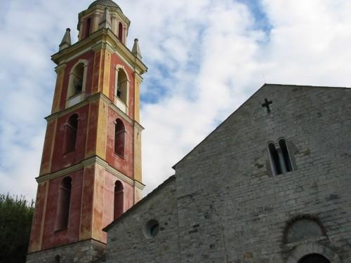 Vezzano Ligure - La Pieve di Santa Maria
