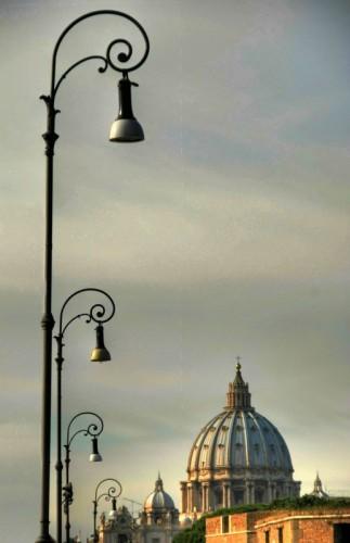 Roma - Prospettive capitoline