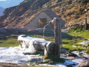 fontana all'alpe Scaredi