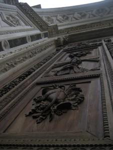 Guardando a Santa Croce..