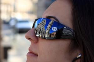 Osservando il Duomo
