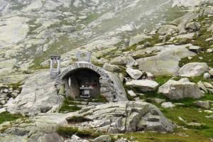 Cappella - Rifugio Segantini, 2373 m