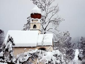 chiesetta di Costalovara sul Renon