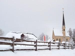 chiesetta di Caminata/Kematen sul Renon