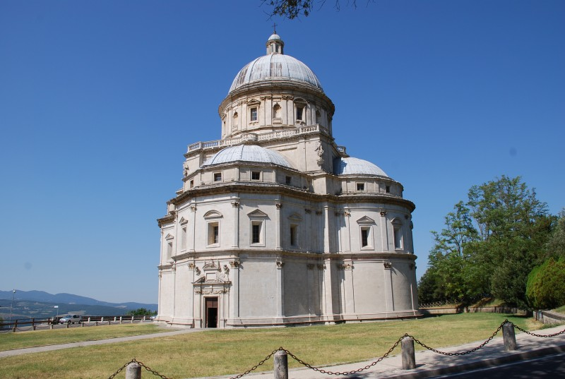 ''Tempio della Consolazione'' - Todi