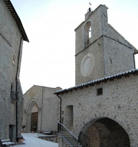 Monteleone di Spoleto - Chiesa di San Francesco