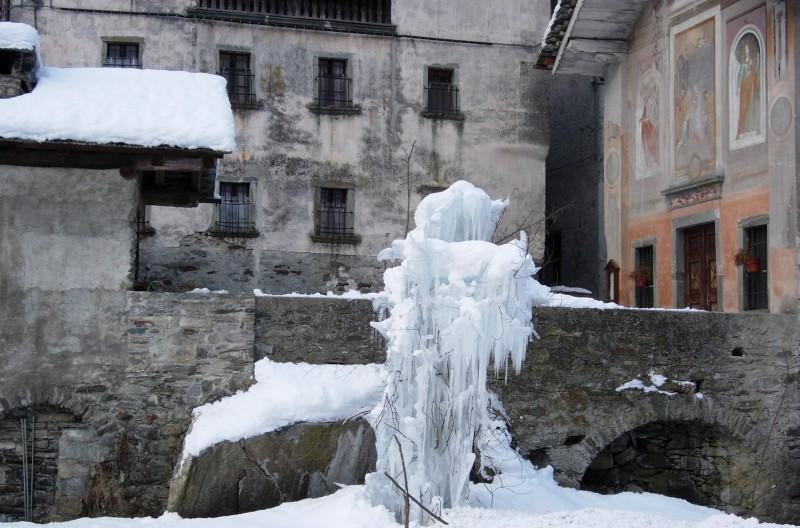 ''Inverno in Valsesia'' - Campertogno