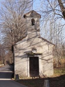 Chiesetta di Santa Lucia in località Triva