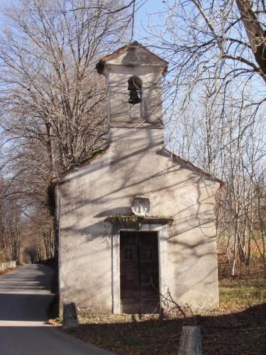 Sedico - Chiesetta di Santa Lucia in località Triva