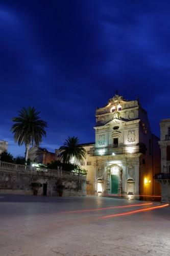 Siracusa - Chiesa di S. Lucia alla Badia (Siracusa)