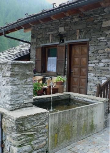 Champorcher - Acqua di montagna
