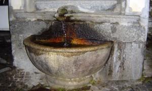 altra fontana di colazza