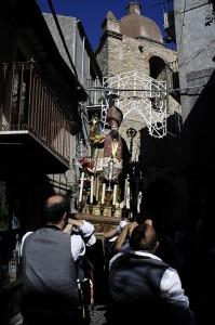 la festa del santo