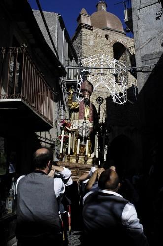 Pollina - la festa del santo