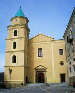 La chiesa di Viggianello
