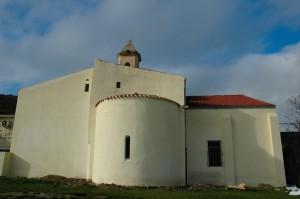 Chiesa di S.Gavino,Proto e Gianuario-Abside-