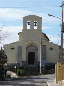 Ioanella e la chiesa di S. Maria Assunta