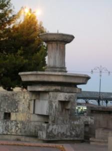 Piazza Fontana - tra antico e moderno
