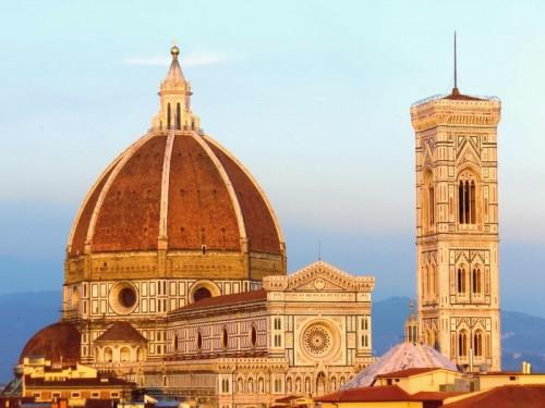 Firenze - S. Maria del Fiore eCampanile di Giotto
