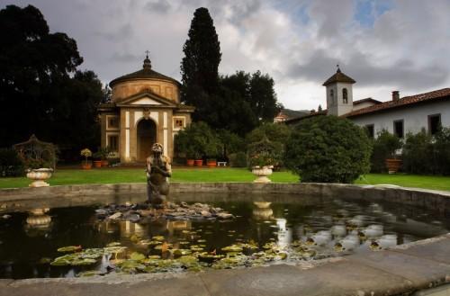 Lamporecchio - Cappella dei Santi di Simone e Giuda