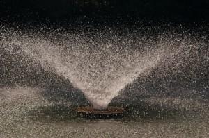 fontana del nuovo millennio