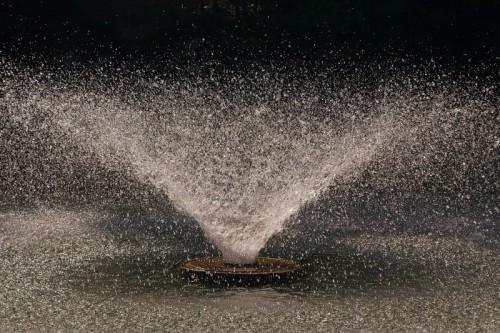 Bologna - fontana del nuovo millennio
