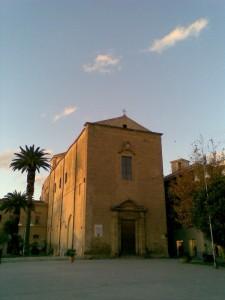 Sciacca: La chiesa di S. Domenico