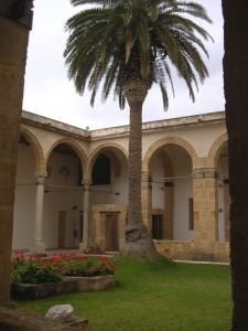 Marsala: Il Convento del Carmine