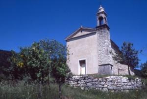 La Chiesa più antica dell'Altopiano