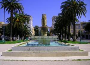 Storico moderno, fontana.