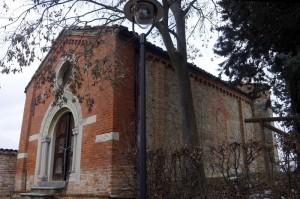 Scandeluzza - Chiesa di San Sebastiano e Fabiano