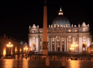 Vaticano dorme
